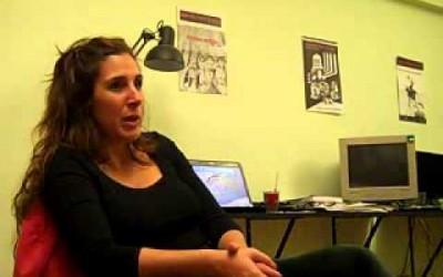 Entrevista a Lorena Soler por la Agencia Paco Urondo, abril 2013