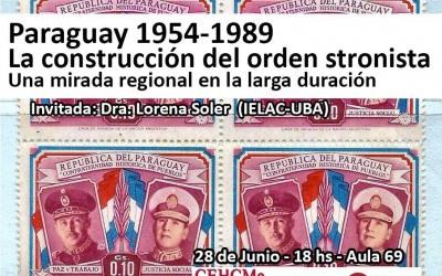 3er Ciclo de charlas de Historia Latinoamericana