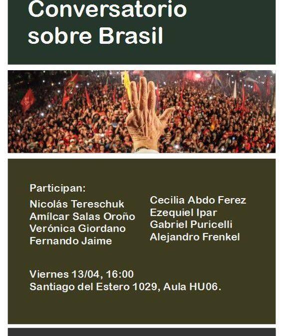 Conversatorio sobre Brasil