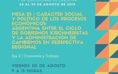 XIII Jornadas de Sociología UBA